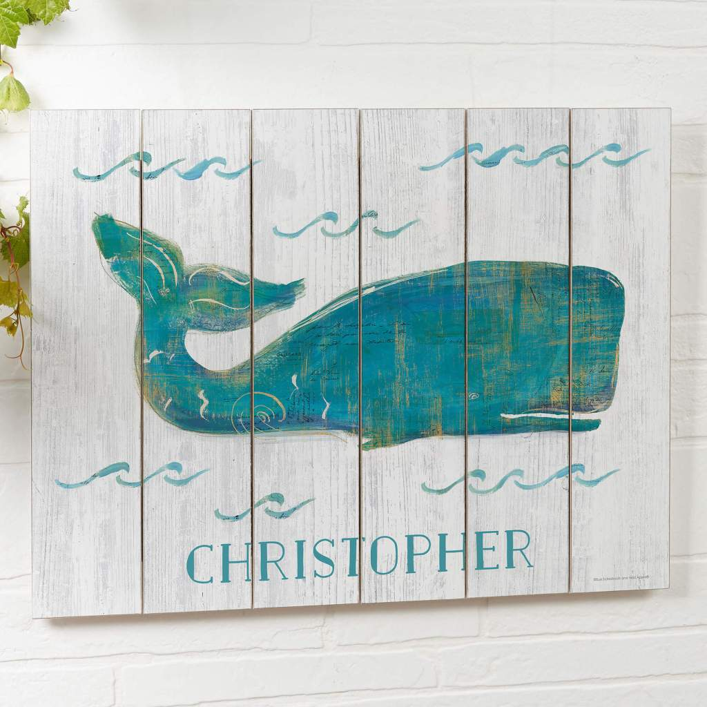 Nautical Nursery Decor - Wall Art