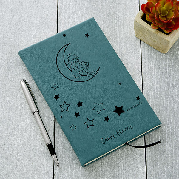 Dream Big Personalized Journal by philoSophie's
