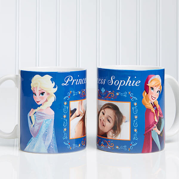 Frozen Elsa & Anna Kids Mugs