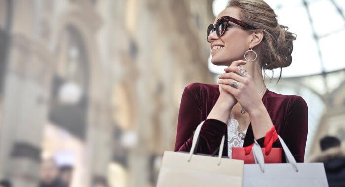 Singles Day Ideas: Shopping Spree