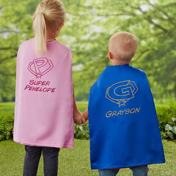 Kids Superhero Capes