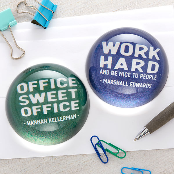 Funny Quotes Paperweights