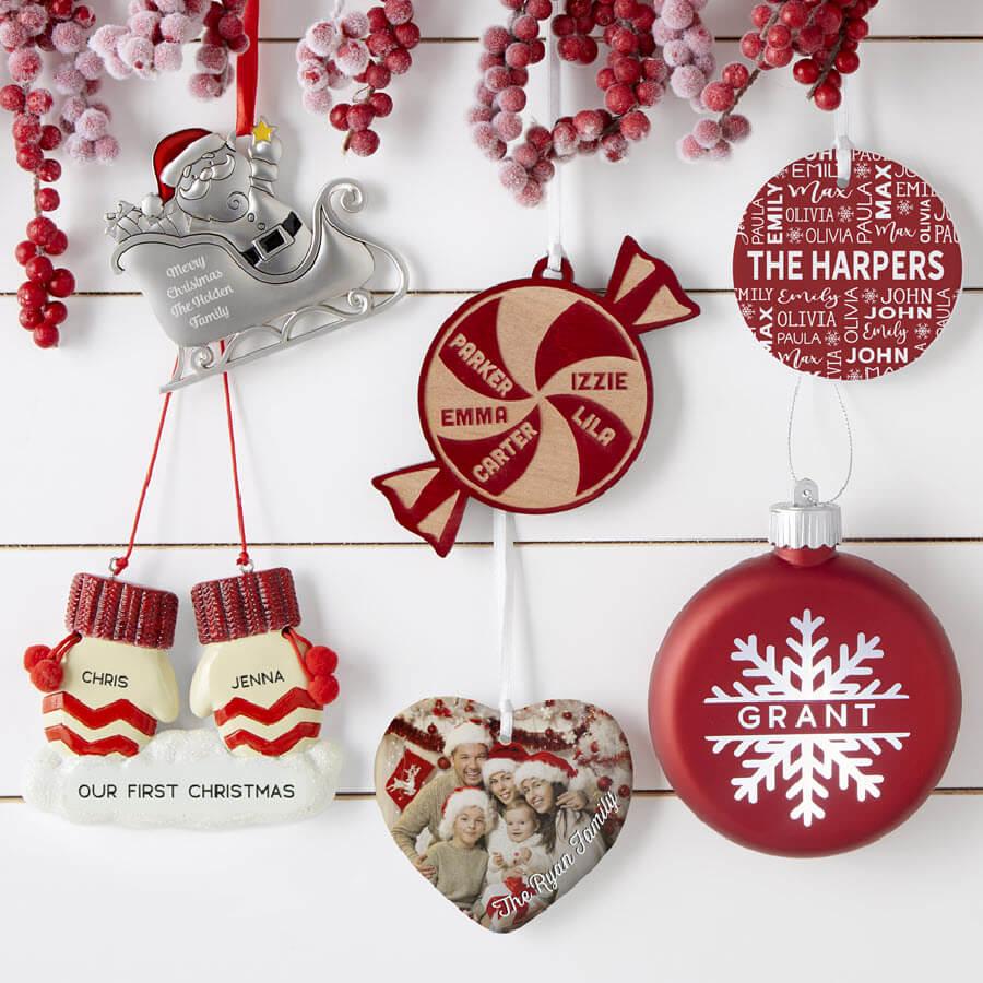 Ornament Stocking Stuffers