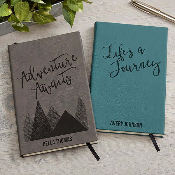 Engagement Gift Idea: Travel Journals