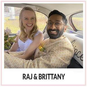 #NOLIMITSONLOVE: Raj & Brittany Love Story