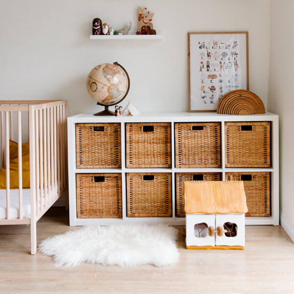 Nursery Decor Ideas & Tips