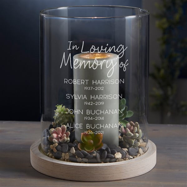 In Loving Memory Hurricane With Multiple Names