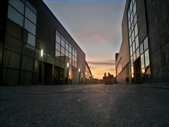 HDR Campus Universitario