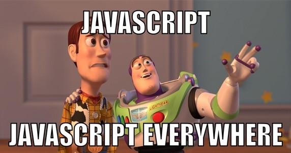 Javascript Everywhere (blog.petehouston.com)