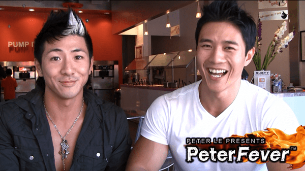 Guy Tang and Peter Le