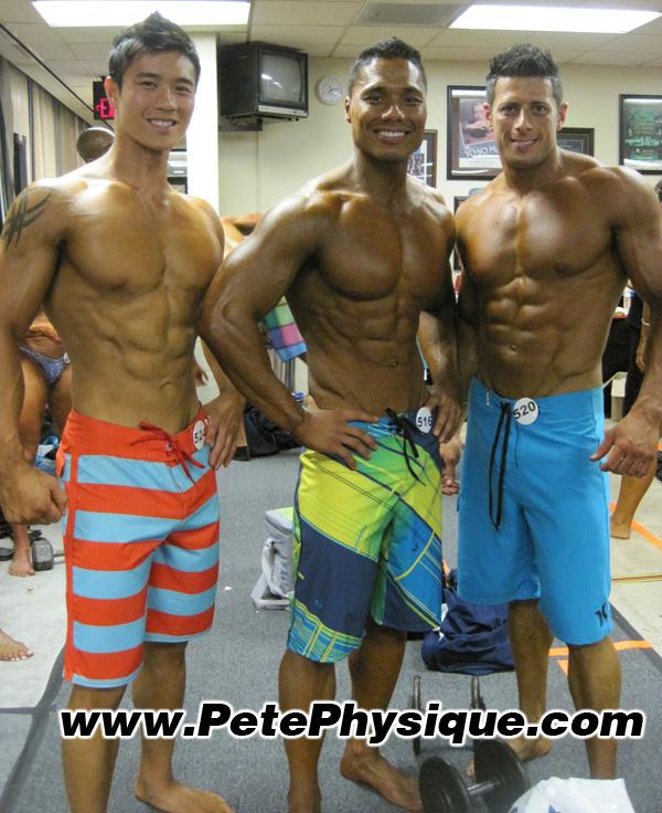 2011 USA Men's Physique