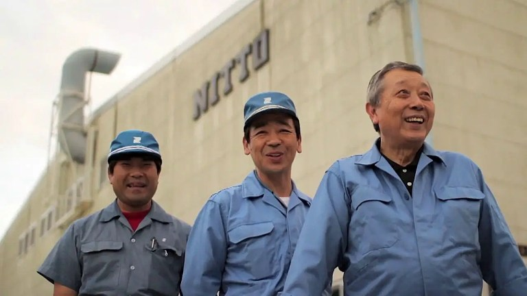A great video: Factory Visit to Nitto