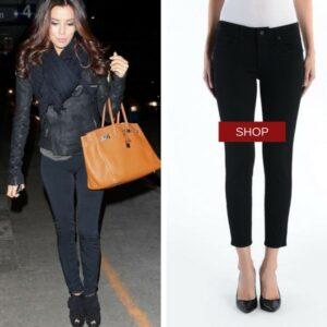Best petite jeans black skinny