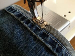 petite fashion how to hem jeans