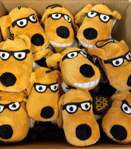 National Day Plush Animal Lovers