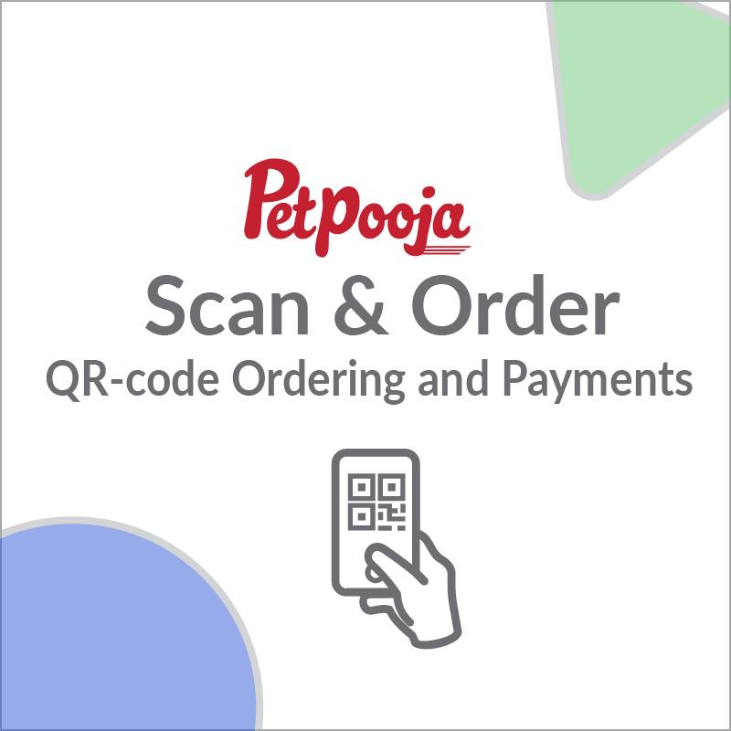 scan & order - petpooja