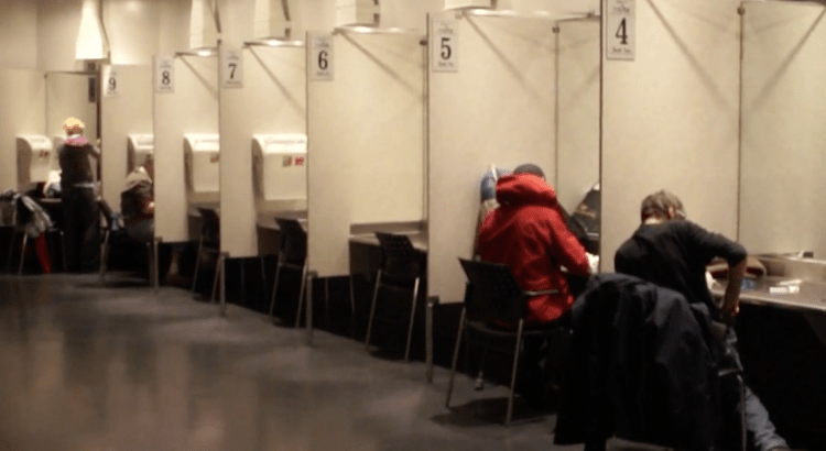 supervised injection site