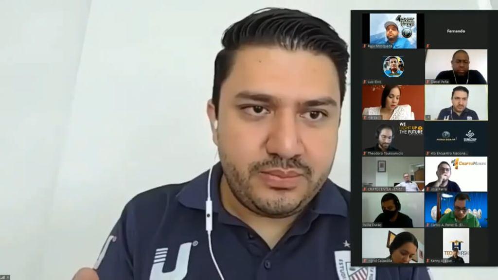 4to Encuentro Nacional de Mineros Digitales Joselit Ramirez