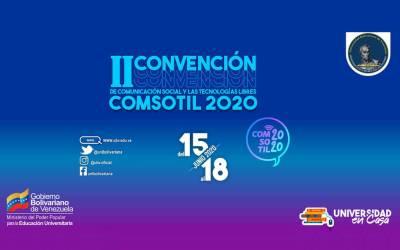 Convención de la Comunicación Social y las Tecnologías Libres se instaló en la UBV