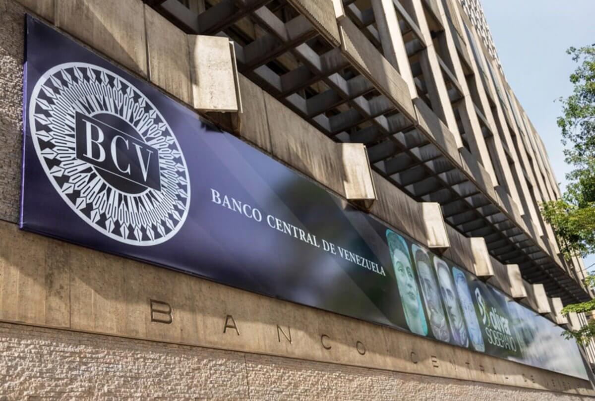 sede del Banco central de Venezuela BCV