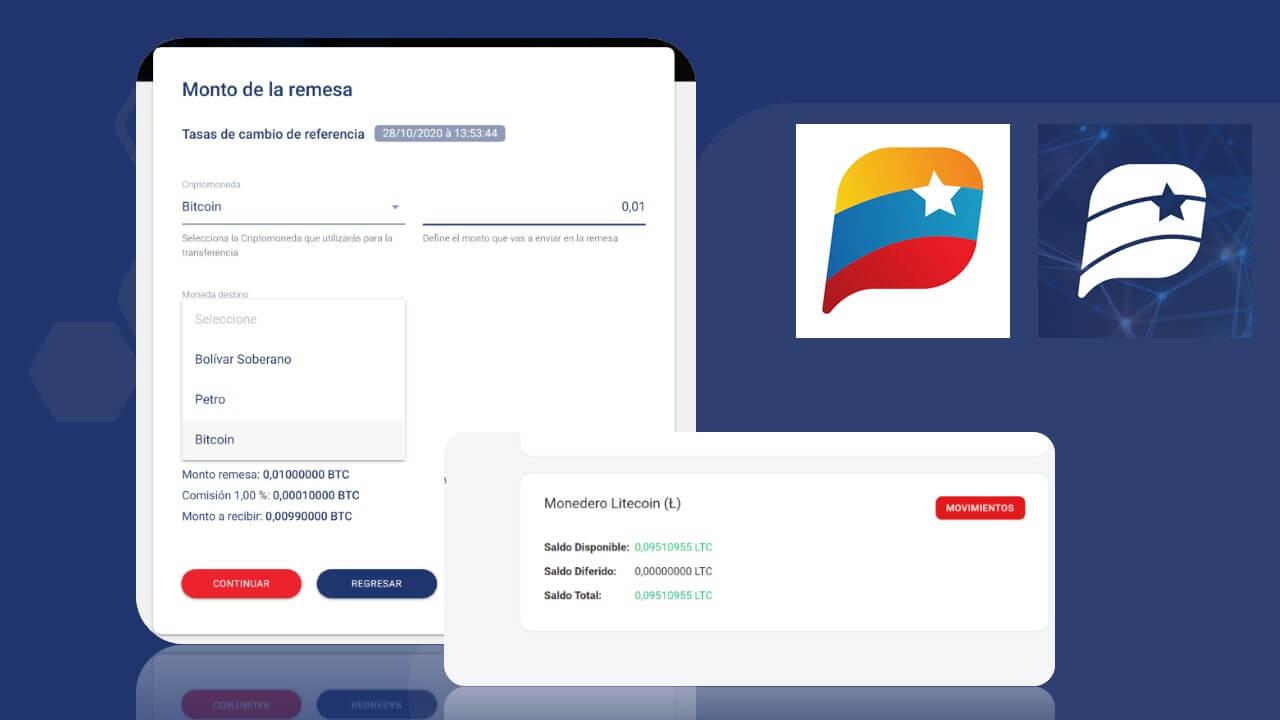 remesa patria venezuela bitcoin litecoin