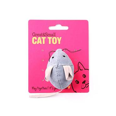 Leather Cat Toy