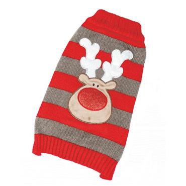 Reindeer Christmas Jumper