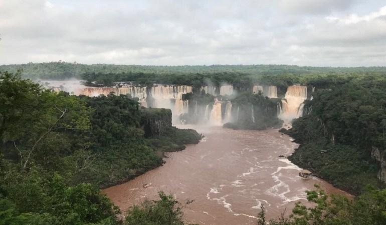 Una vez más Iguazú. ¡Ahora en familia!