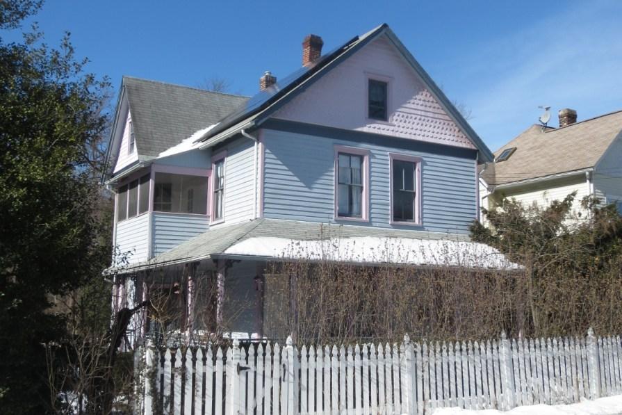 Miller-Spicknall House, Hyattsville