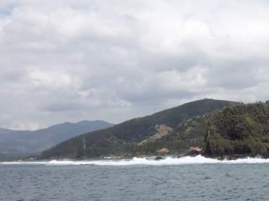 Ostküste von Bali