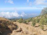 Sicht in Richtung Nordufer von Lombok