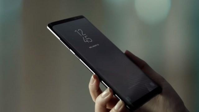 Samsung Galaxy Note8: la mejor pantalla infinita del mercado