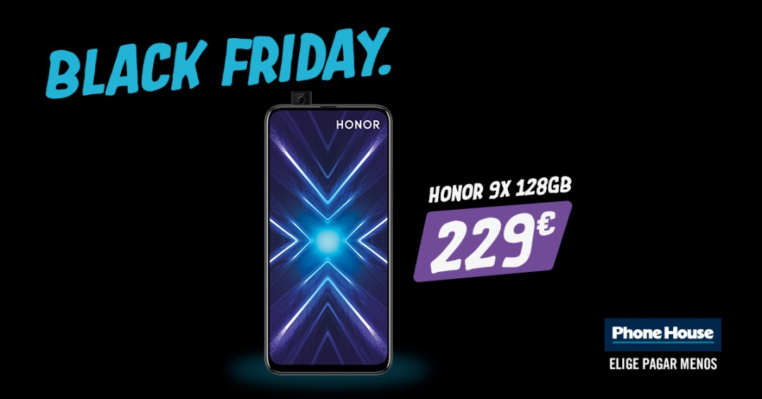 6 Honor 9x Blackfriday 1200x628