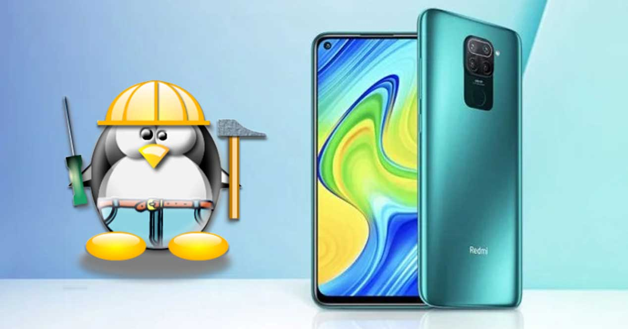 Xiaomi Modo Seguro