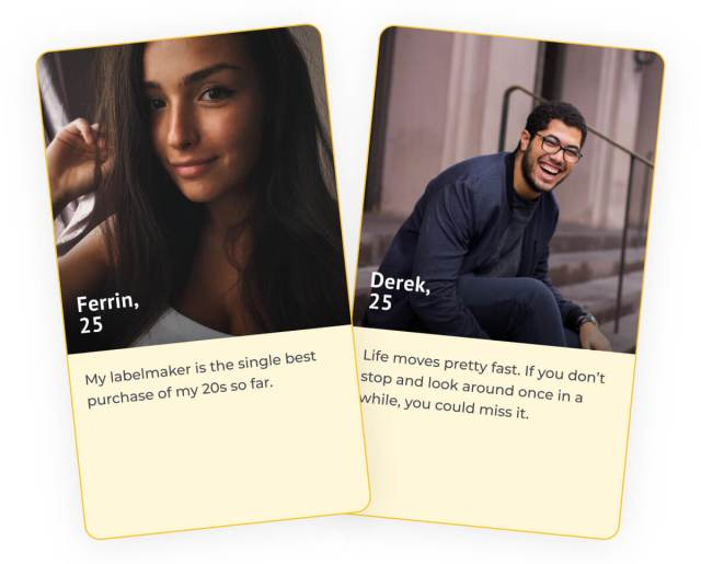 Best Online Dating Profile Examples of 24 (for Guys & Girls)