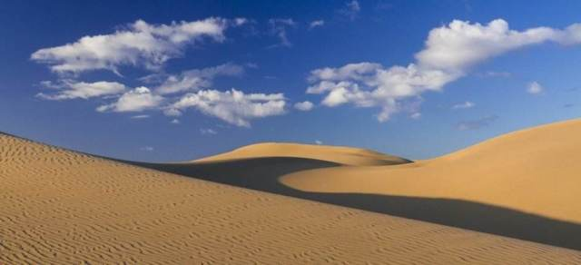 Dune Nisip Maspalomas Spania