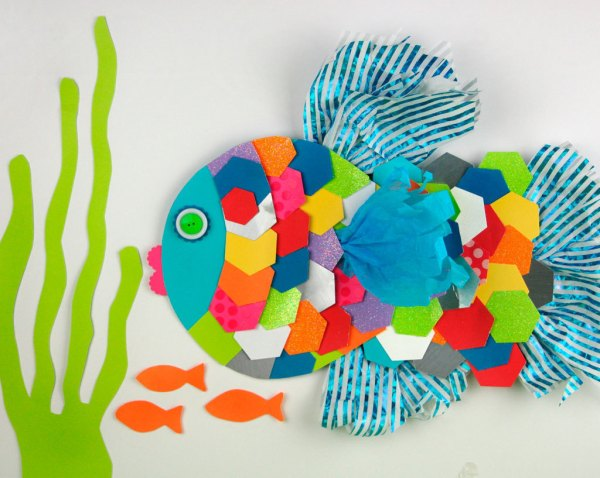 Kids Arts and Crafts Ideas