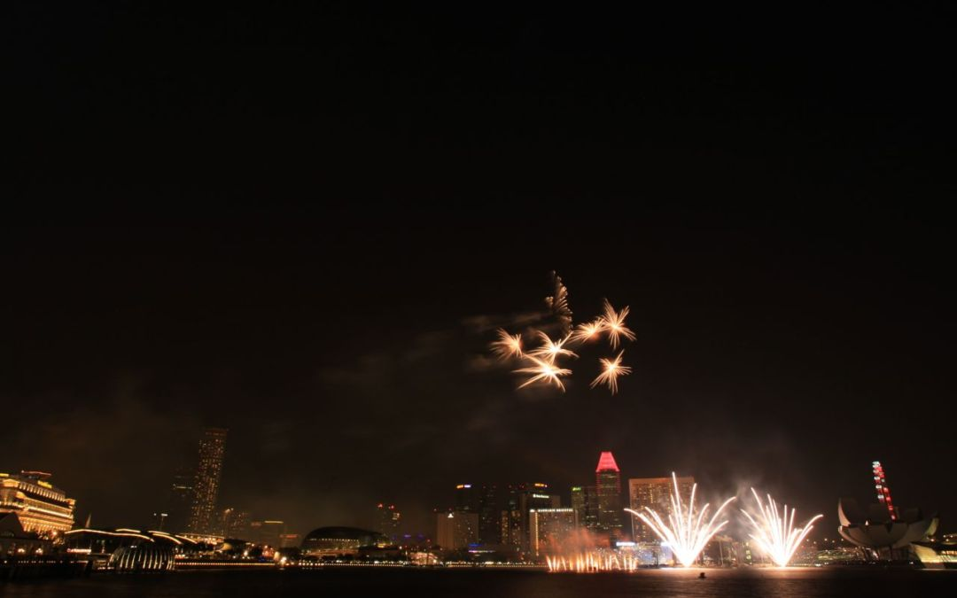 Happy 47th National Day Birthday to Singapore!