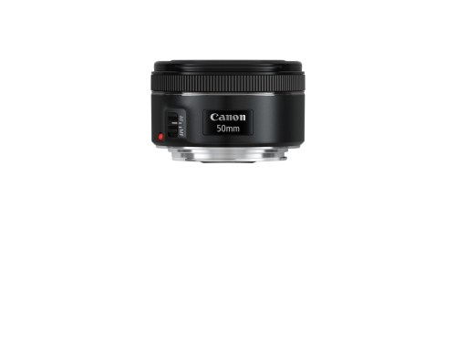 EF50mm f1.8 STM_Side_without_cap