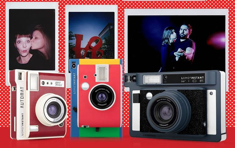 ANALOGUE LOVE for Valentine's Day by Lomography