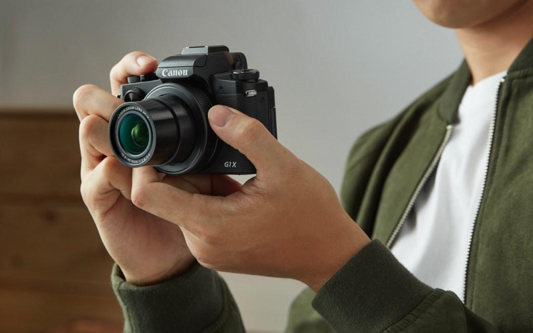 Canon introduced PowerShot G1 X Mark III