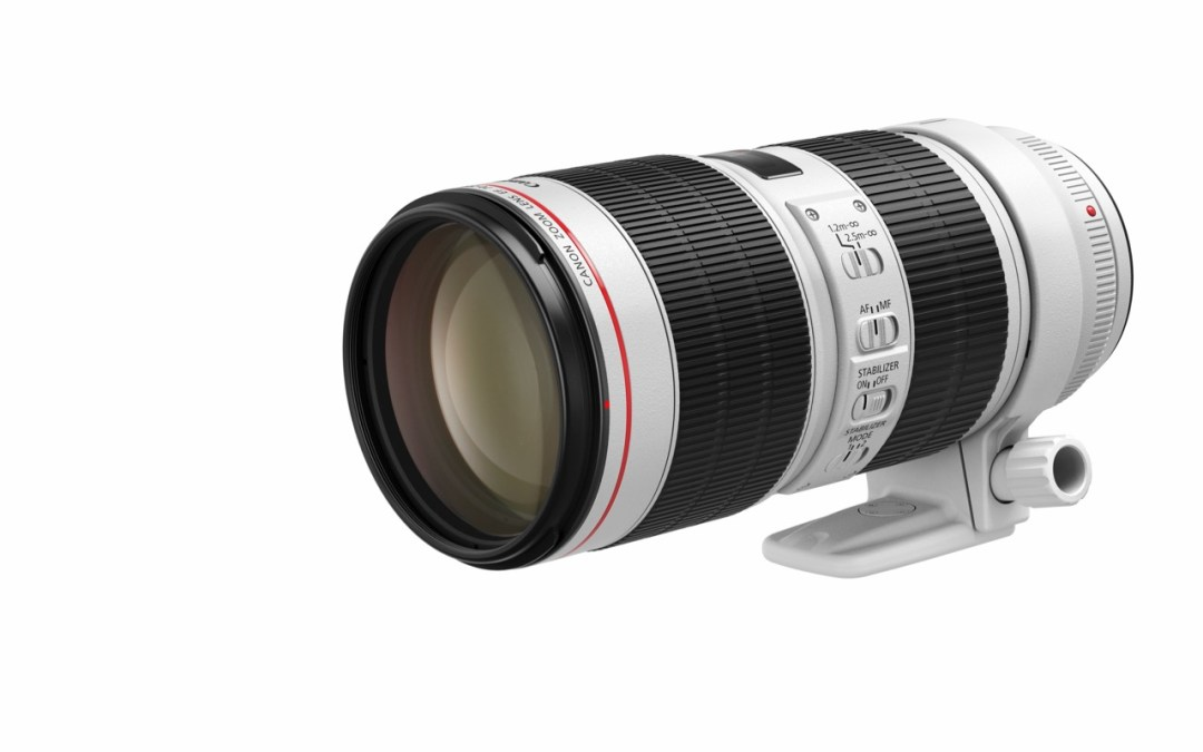 Canon announced Two New Telephoto Lenses