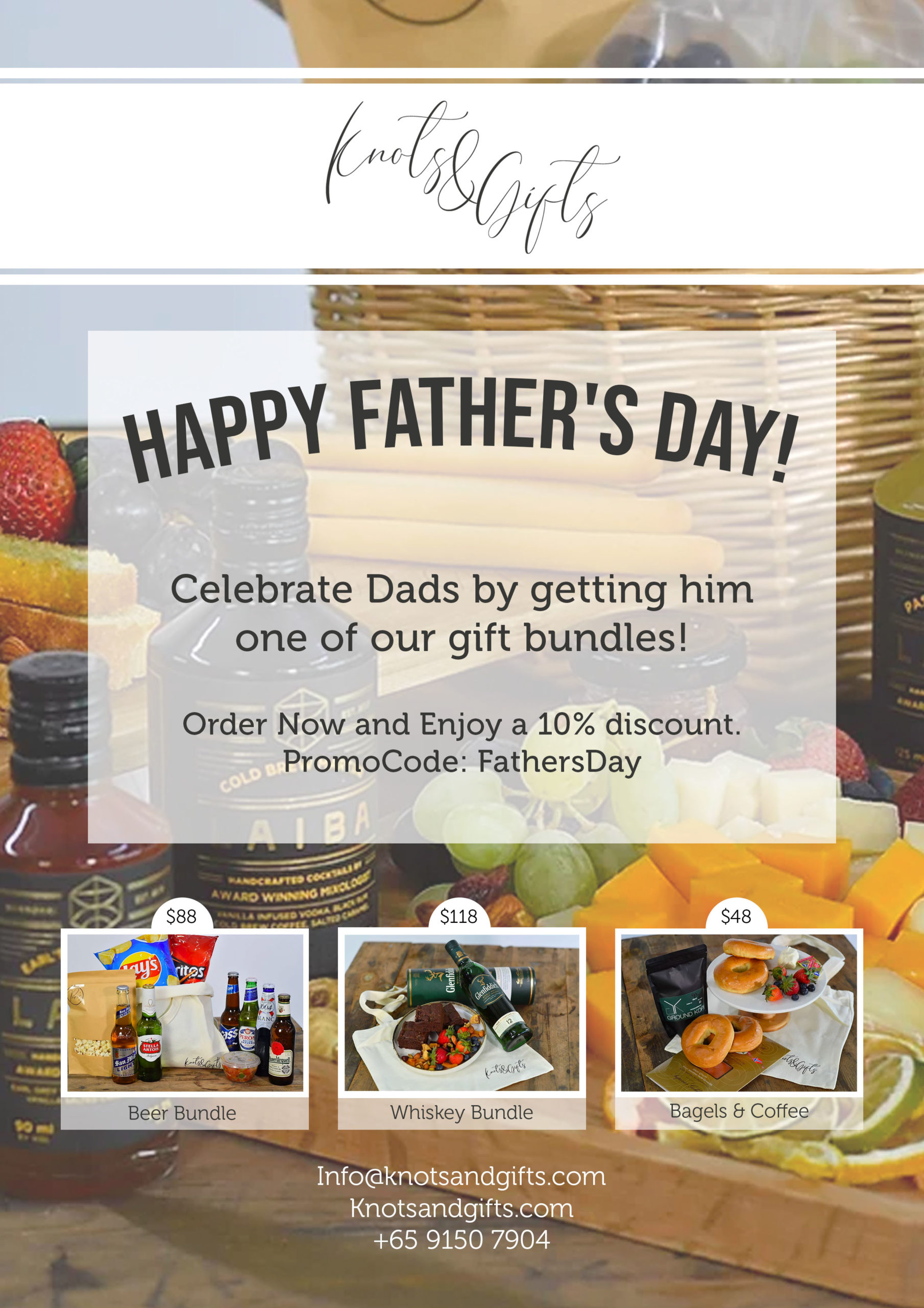 Father's Day Gift Ideas from Knots & Gifts