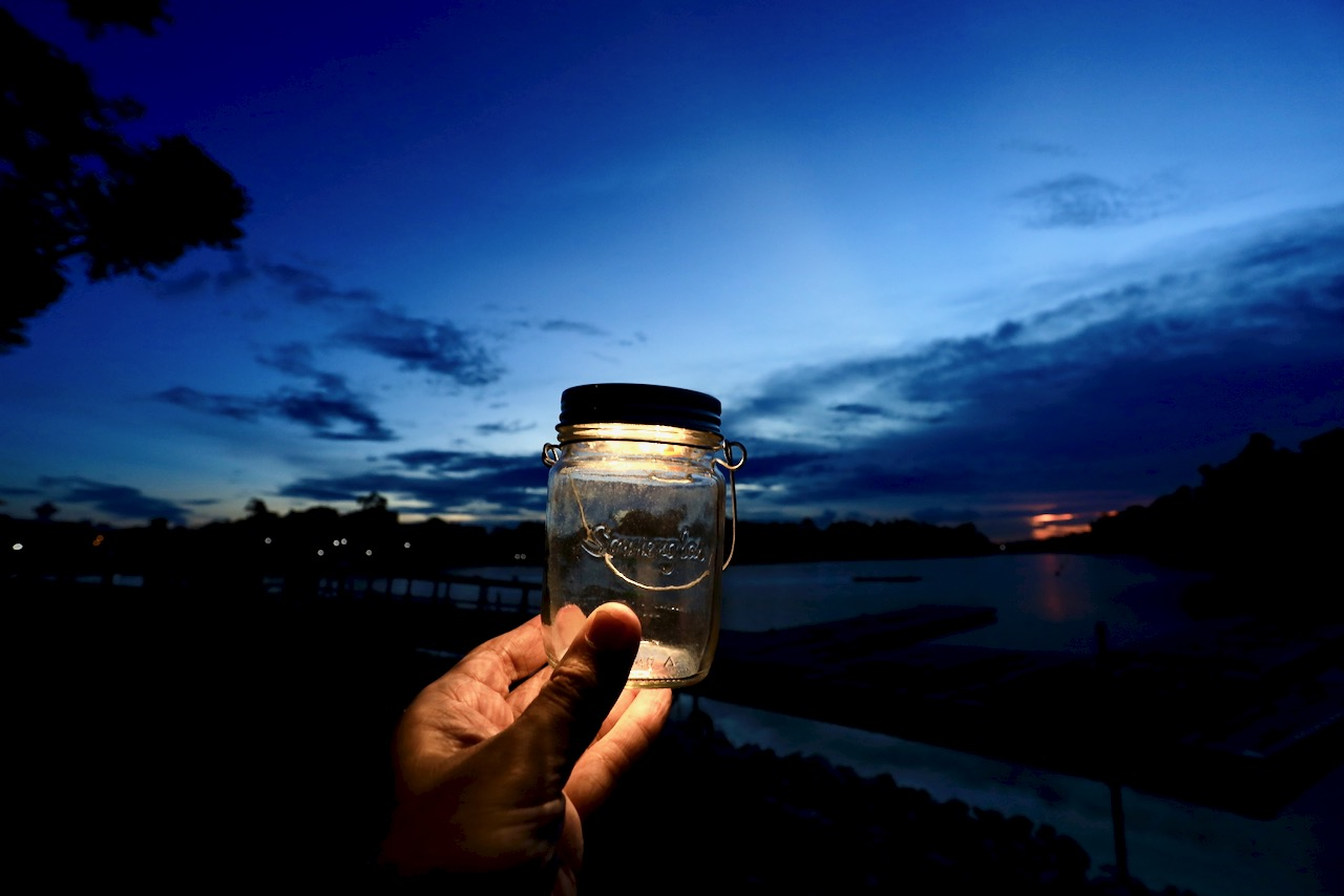 Let There Be Light with Sonnenglas Solar Lantern