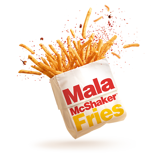 Spice Up the Heat for New Year with McDonald's®