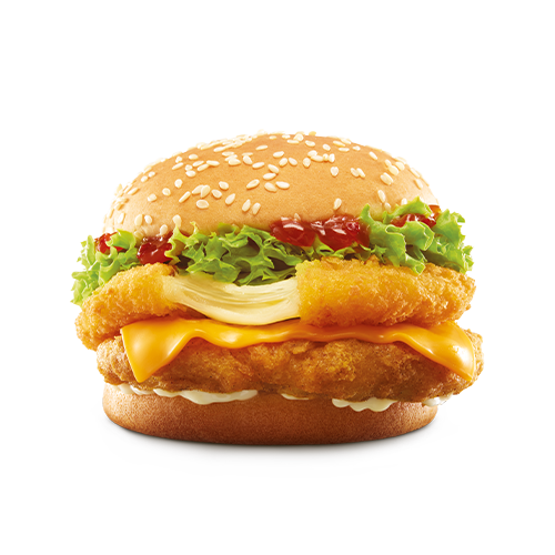Level Up with McDonald's All New Chick 'N' Cheese