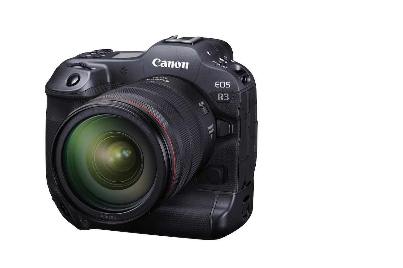 Canon announced EOS R3 – Redefining Speed and Performance