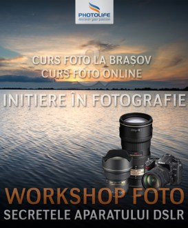 2011 Curs foto & Workshop, Brasov & On Line