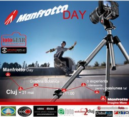 2011 Manfrotto Day, Cluj