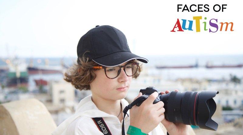 Faces of Autism un proiect fotografic inedit